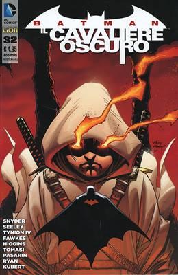 BATMAN IL CAVALIERE OSCURO #32