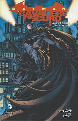 New 52 Limited #34 BATMAN IL CAVALIERE OSCURO VOL.2
