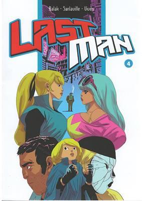 LAST MAN # 4