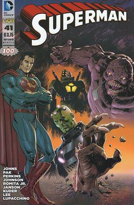 SUPERMAN #41 (100)
