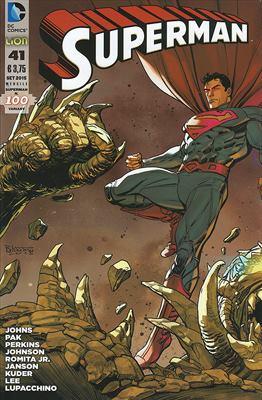SUPERMAN #41 (100) VARIANT BRUNO BRINDISI